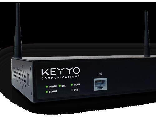 bintec Keyyo, compris dans la box entreprise