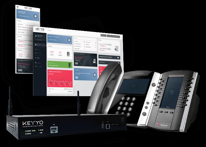 la box entreprise : une offre tout compris de télécommunications d'entreprise
